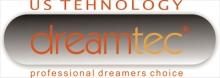 Dušeci DREAMTEC - bez žičanog jezgra