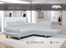 Ugaona garnitura ZONA LUX